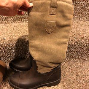 Like New Women's Pajar Canada Rain Boots